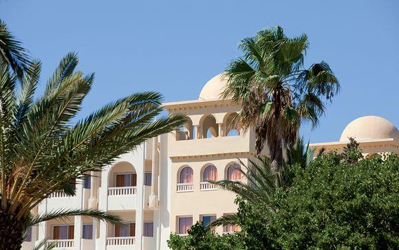 Poussez les portes du Palace Hammamet Marhaba 5*
