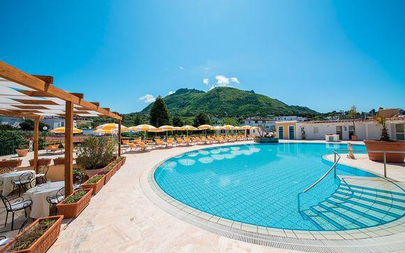 Hôtel Parco Delle Agavi 4*