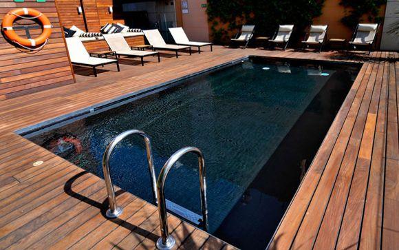 Europark Hotel Barcelona 3*