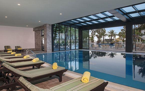 Poussez les portes de l'Hôtel Doubletree by Hilton Kemer 5*