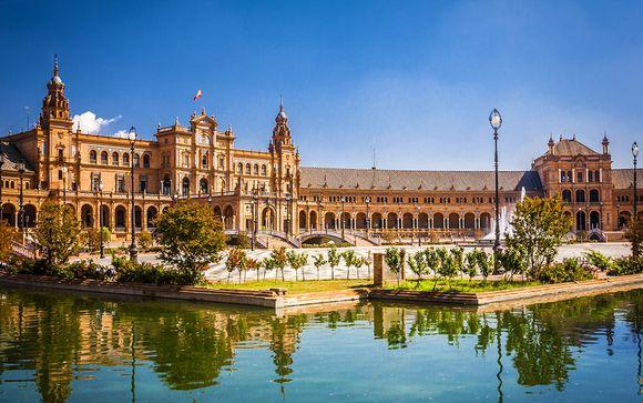 Espagne Séville - Hôtel San Gil 4* à partir de 63,00 € - Séville -