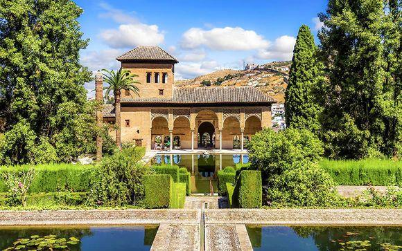 Espagne Malaga - Autotour Andalou et extension possible à Malaga à partir de 333,00 € - Malaga -