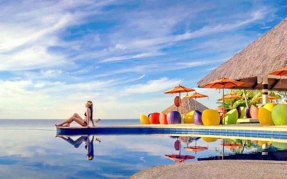 Hôtel South Palms Resort 4* et séjour possible à Dubaï