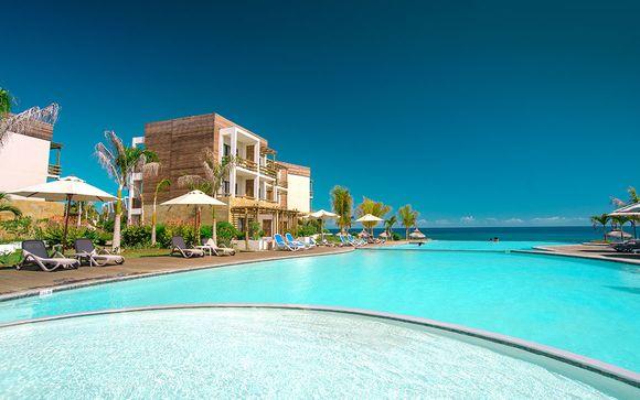 Hôtel Anelia Resort & Spa 4* et séjour possible à Dubaï