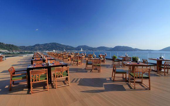 Poussez les portes de l'hôtel Kalima Resort 5* à Phuket