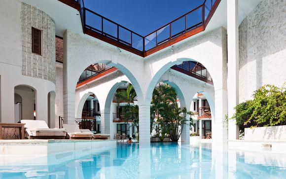 Hôtels 4* Diana Dea Lodge et Saint Alexis - séjour possible à Maurice
