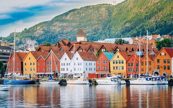 Entre culture et nature au pays des fjords