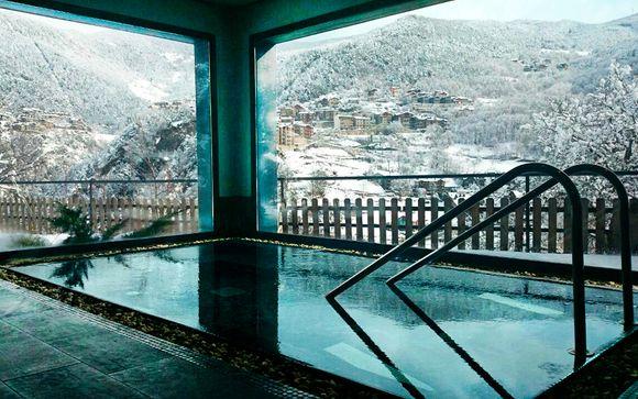 Hôtel Abba Xalet Suites 4*