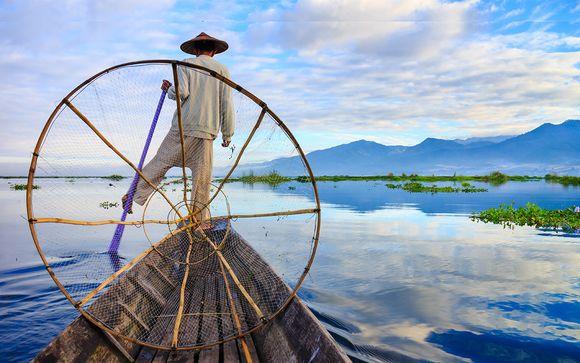 Circuit Privé Birmanie en Luxe avec Qatar Airways