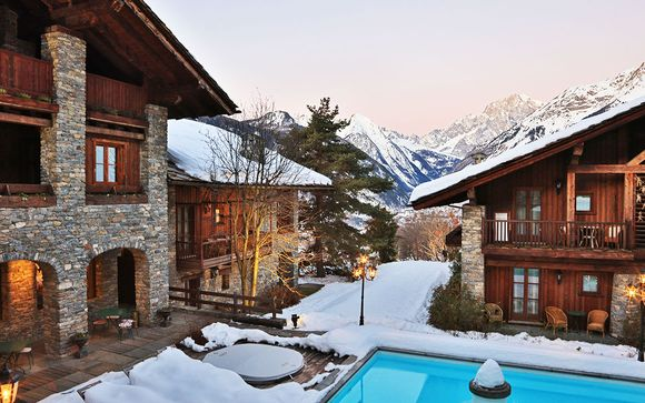Hôtel Mont Blanc Village 5*