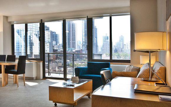 Hôtel The Marmara Manhattan 4*