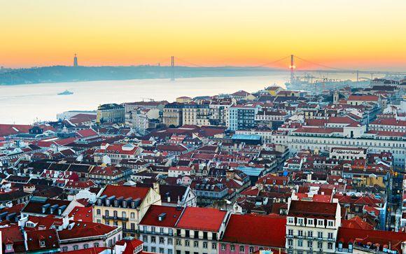 Hôtel Lisboa Plaza 4*