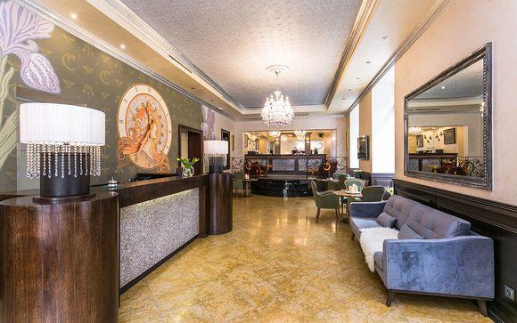 Boutique-hôtel intimiste au coeur de la Vieille Ville - Prague -