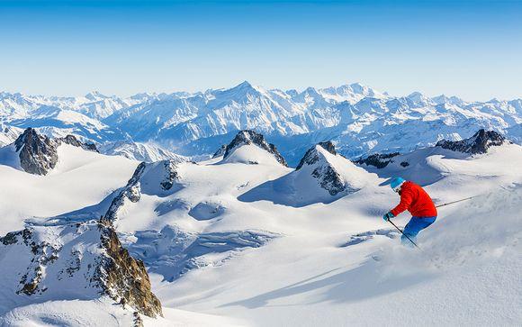 Luxe au pied du Mont Blanc