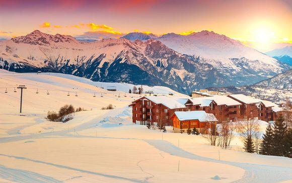 Séjour de standing en Savoie