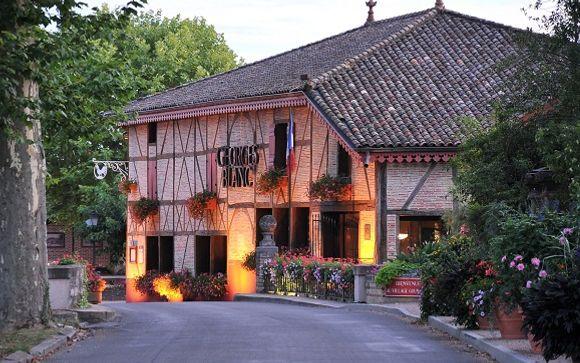 Relais & Châteaux Georges Blanc Parc & Spa ***** - Vonnas - France