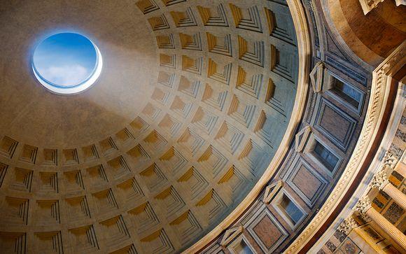Lumière sur la ville musée - Rome -