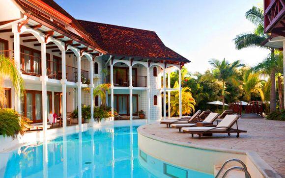 Evasion luxueuse sur deux îles paradisiaques