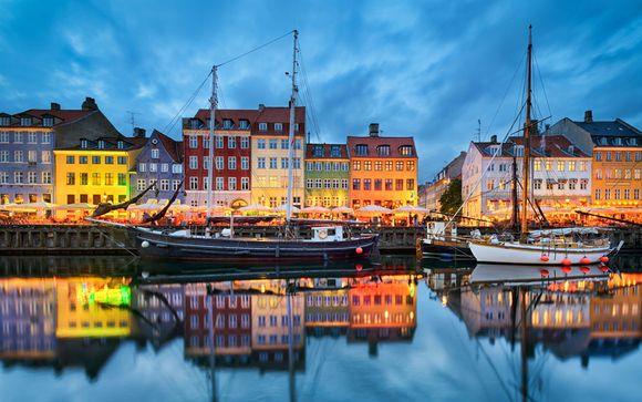 Circuit culturel Copenhague et Oslo avec une nuit en ferry