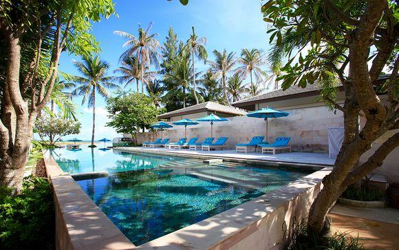 Hôtel Avani+ Samui Resort 5* et séjour possible à Bangkok