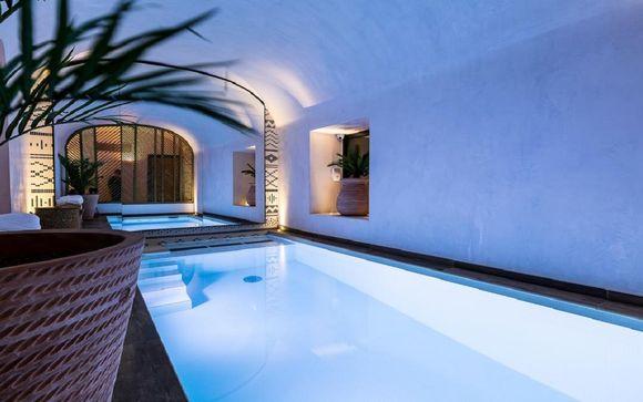 LAZ' Hôtel Spa Urbain 4*
