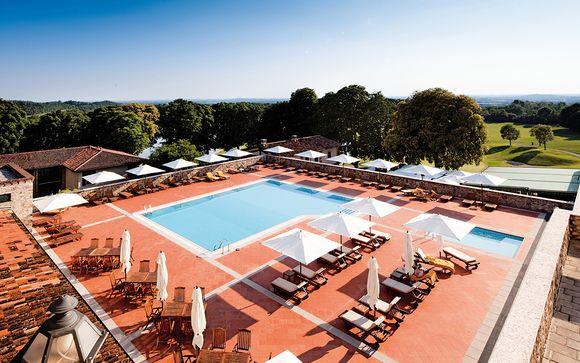 Luxe et Spa en palais italien