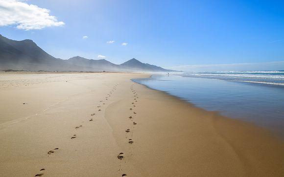 Échappée romantique, les pieds dans l'eau - Costa Calma -