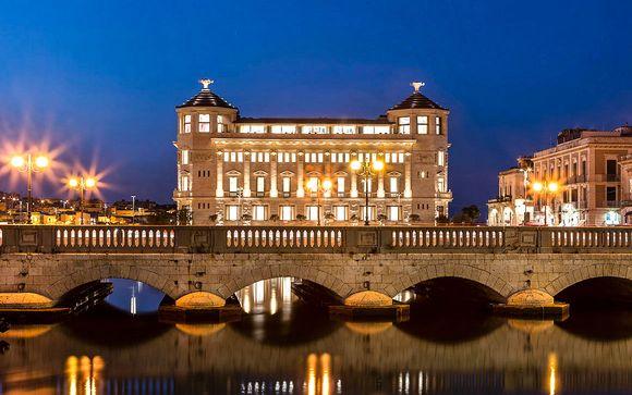 Palace élégant, Spa et Dolce Vita