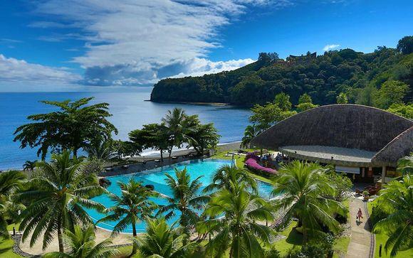 Votre journée à l'hôtel Tahiti Pearl Beach Resort (ou similaire) à Tahiti