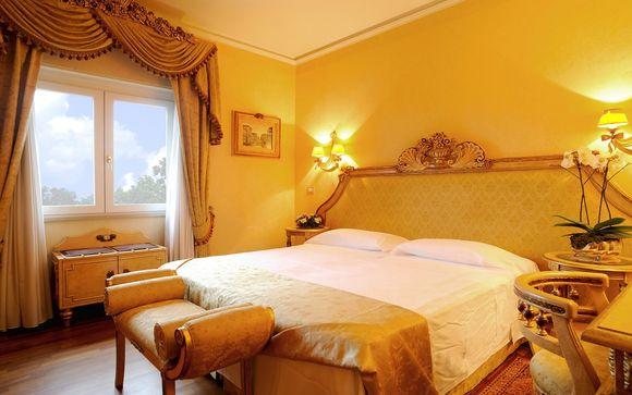 Poussez les portes de votre Park Hôtel Villa Ariston 4*