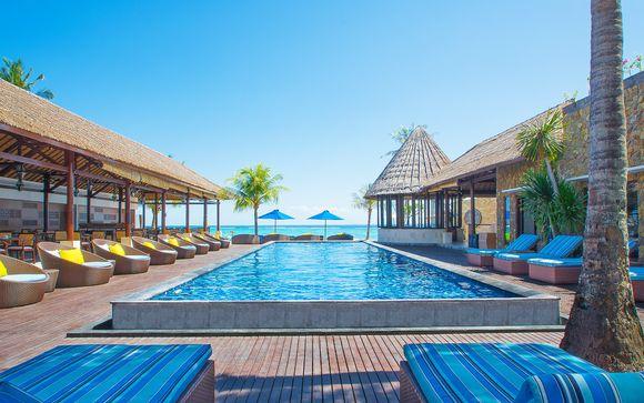 Poussez les portes de l'hôtel Lembongan Beach Club & Resort 5* à Nusa Lembongan