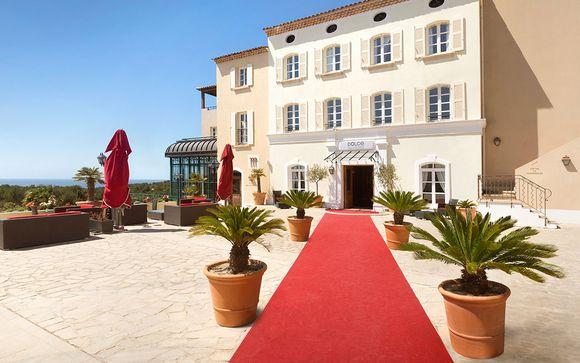 Hôtel Dolce Frégate Provence 4*
