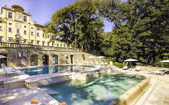 Hôtel UNA Villa Le Maschere 5*