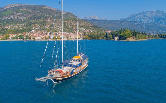 Navigation au coeur des perles de l'Adriatique