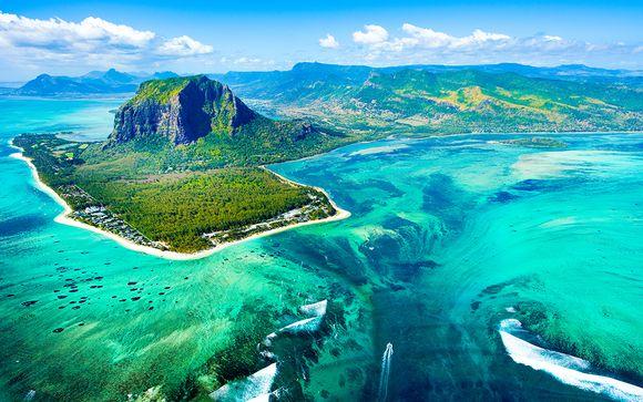 Écrin luxueux au cœur de l'océan Indien