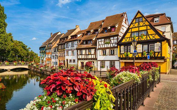 Escapade douce et confortable en Alsace