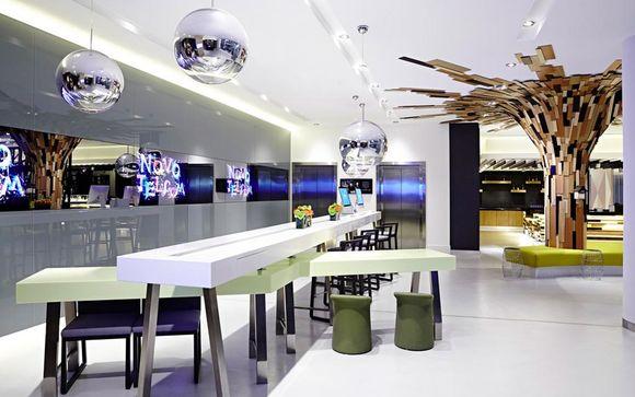 Poussez les portes de votre Hôtel Novotel London Brentford 4*