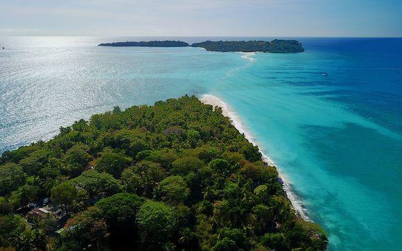 Un parfum d'aventure entre plages et anciens volcans  - Nosy Be -