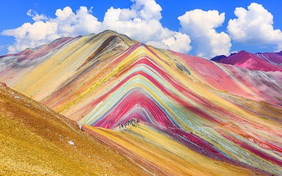 Circuit Incroyable Pérou coloré
