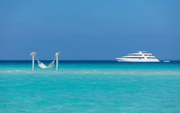 Rendez-vous... aux Maldives