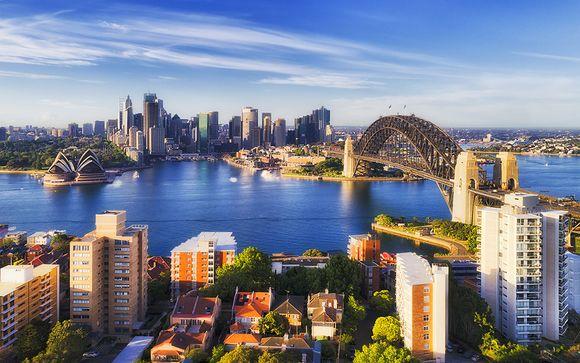 L'Australie de Sydney à Perth avec extension possible à Bali