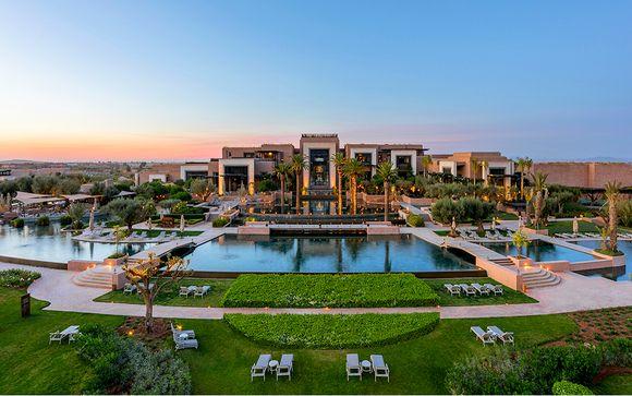 Poussez les portes de l'hôtel Fairmont Royal Palm 5*
