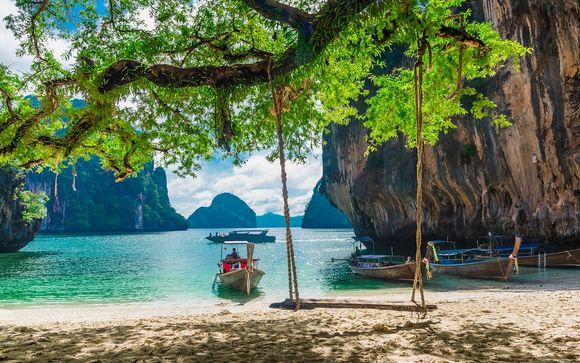Combiné Cape Sienna 5*, Koh Yao Yai Village 4* et The Sands 5*