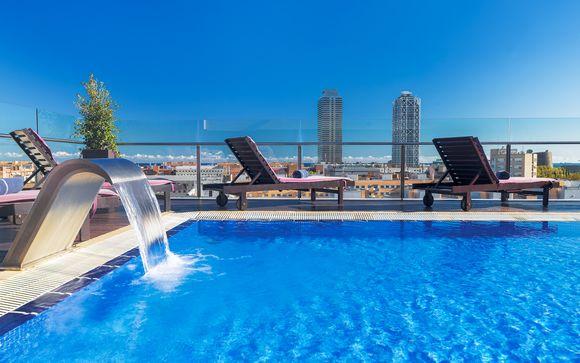 Hôtel H10 Marina Barcelona 4*