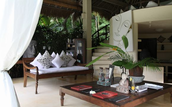 Poussez les portes de la Villa Mathis à Umalas
