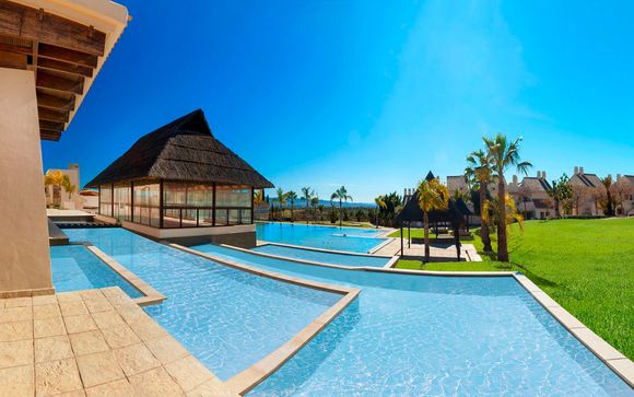 Sheraton Hacienda del Alamo Golf and Spa 4*
