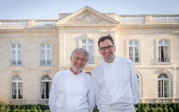 Restaurant La Grande Maison de Bernard Magrez 2*