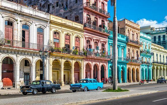 Combiné Casa Particular Supérieure et Hôtel Melia Las Antillas 4*
