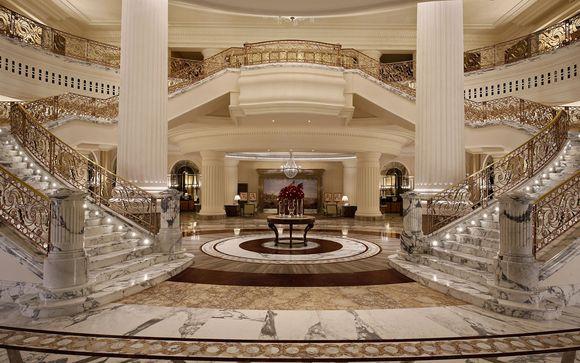 The Habtoor Palace Dubai 5* et spectacle La Perle
