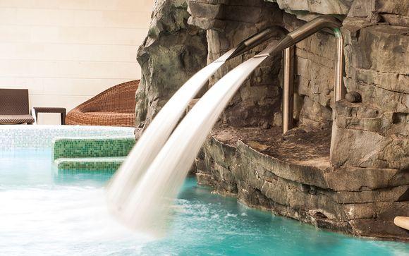 Poussez les portes de l'hôtel Picciolo Golf Resport & Spa 4* à Castiglione di Sicilia